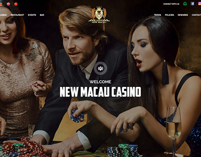 New Macau Casino Website