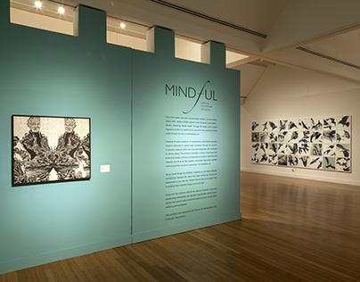 Virginia MOCA Mindful Exhibition - PR/Marketing