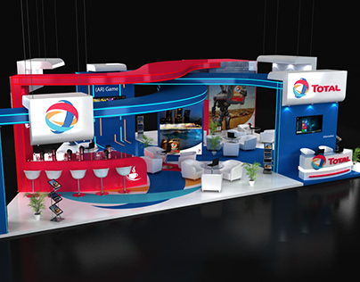 Total Car Oil Booth.