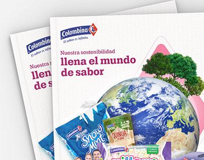 Editorial Informe Colombina