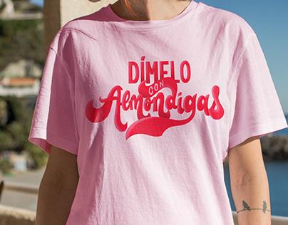 T-Shirt Lettering Design