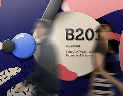 RMIT Human Bio (B201)