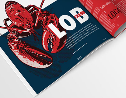 Editorial design explorations