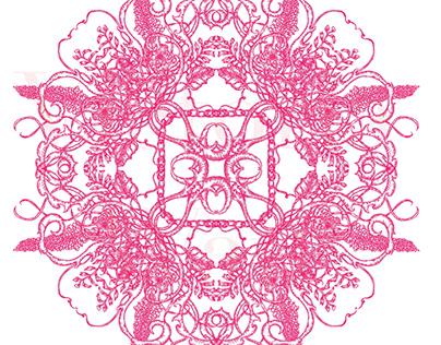 Pink Motifs