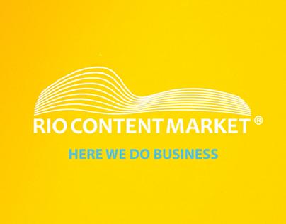 Vinheta Rio Content Market