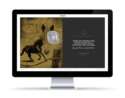Josephs Jewelers Website