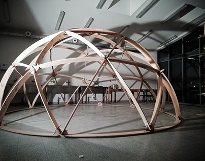 Geodesic dome | Workshop