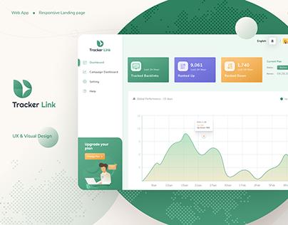 Tracker Link - Backlinks Monitoring Tool