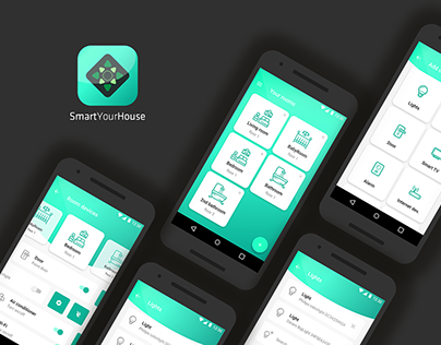 Smart Your House - Smart Home app