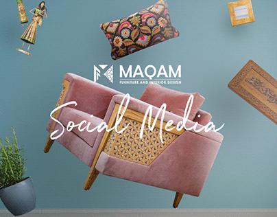 Maqam | Social Media Designs