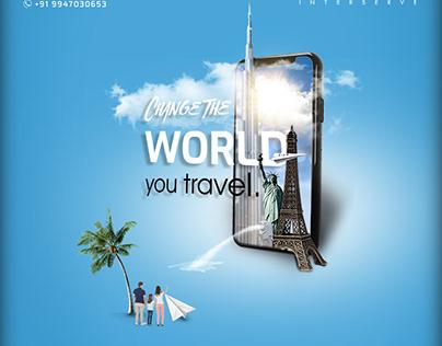 Kerala Travels Interserve Ad