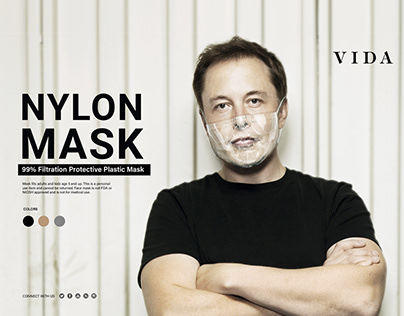 Nylon Mask