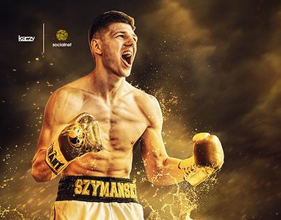 Patryk Szymański - Boxing Fight