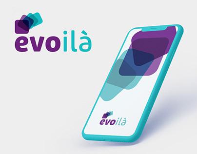 Evoila - Branding + web