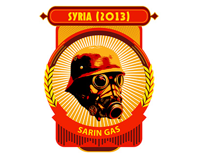 Syria 2013 ( Sarin Gas )
