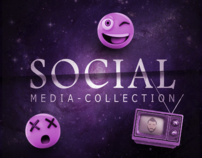Social Media Collection - سوشيال ميديا