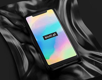 Biuti.pl – Mobile-first platform build