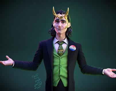 Loki for President!