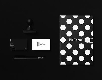BitFarm / Brand Identity Design