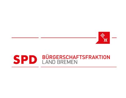 Corporate Design Bürgerschaftsfraktion Bremen
