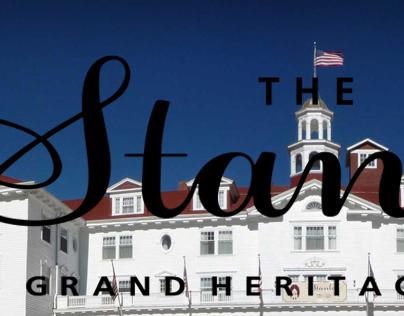 The Stanley Hotel Website Redesign