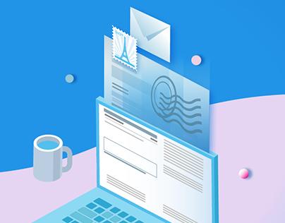 Exela Technologies Graphic Art