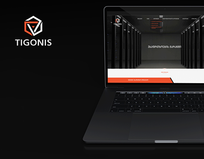 Web Page fot Tigonis