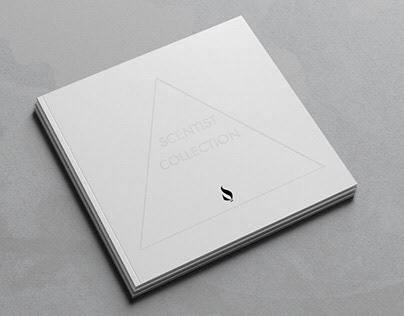 香氛辭典 Scentist Collection Brochure