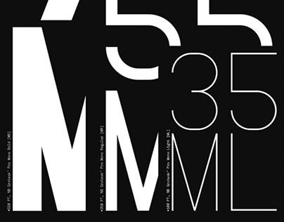 NB Grotesk™ Pro Mono Edition (Typeface) 2010/11