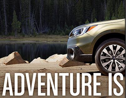 Adventure: Larry H. Miller Boise Subaru