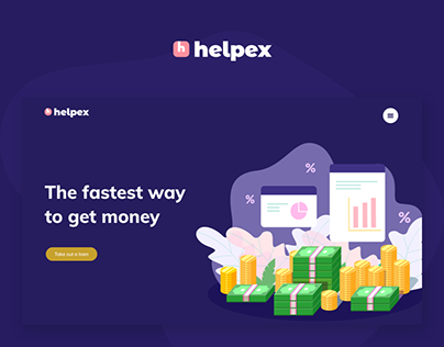 Online Loans From Helpex | SPLIT Development