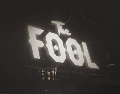WHIR WORKS FOR THE FOOL RESTAURANT