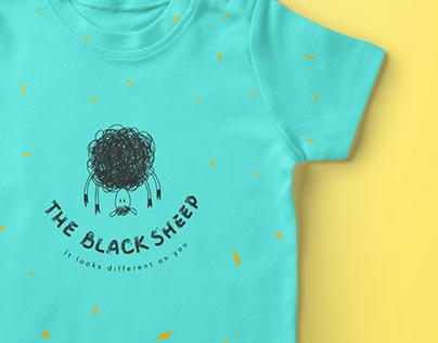 The Black Sheep - Unusual children wear
