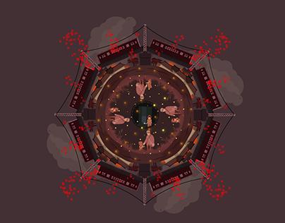 Mandala   Graveyard of the Fireflies