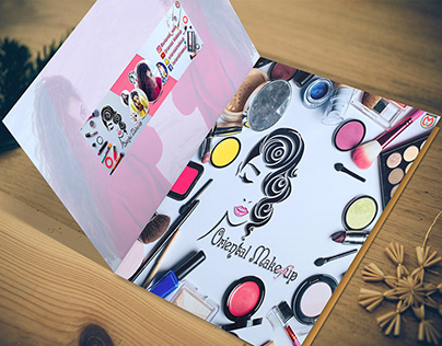 Logo Oriental Makeup wafa ; Fashion & Beauty Cover/Pics