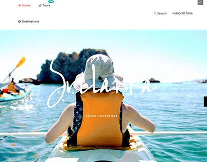 Travels Agency Website