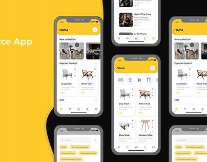 Funi - E-commerce App UI Kit