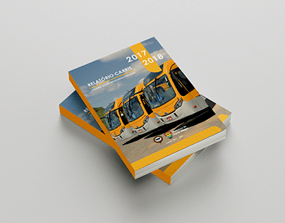 Identidade Visual e Diagramação de Relatório