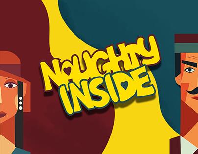 Naughty Inside - Packaging Design