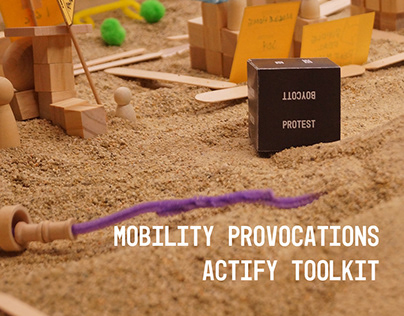 Mobility Provocations: ACTIFY Toolkit