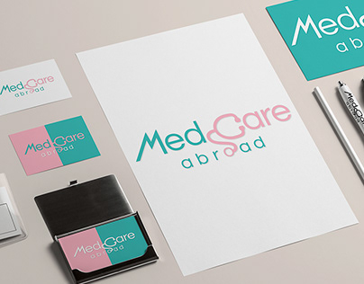 Med Care Abroad - branding