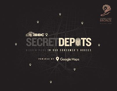 Young Lions Digital Bronze   BBC Secret Depots