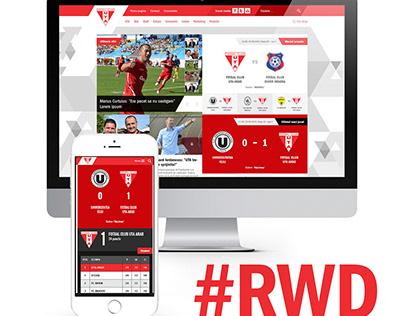 Football Club UTA Arad Official website