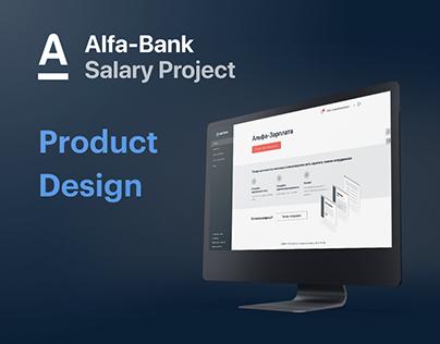 Alfa-Bank Salary Project