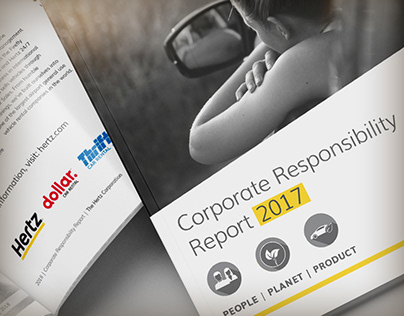 Hertz Corporate Responsibility Report 2017