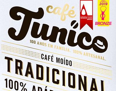 Logotype Brand Design & Packaging - Café Tunico