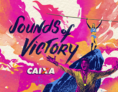 Sounds of Victory - Caixa's Olympic Campaing