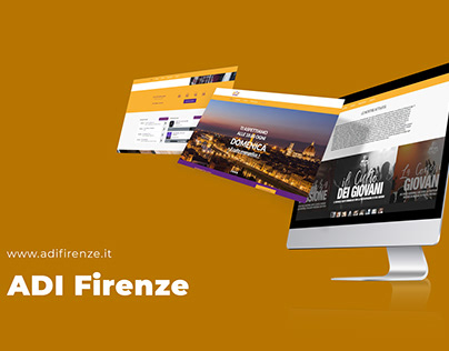ADI Firenze || Website