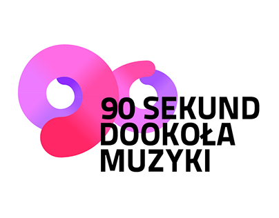 90 Seconds Around Music - Animated Logo 2019