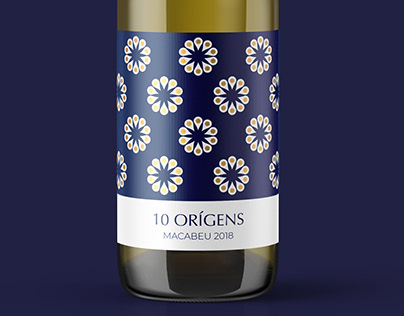 10 Orígens - Wine